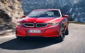 bmw rumors 2018 bmw i5 or i7 rumors electric range future auto review