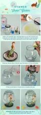 top 10 jar craft ideas globe snow and summer