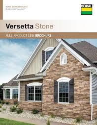 versetta stone specialty siding gentek building products