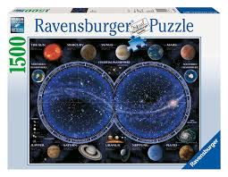 ravensburger historical map 1500pc jigsaw puzzle amazon co uk