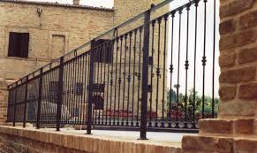 ringhiera metallica ringhiere e recinzioni officine arnulfo