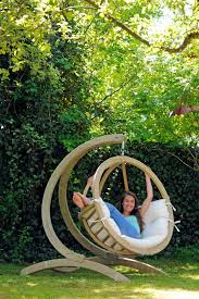 globo natura single hammock chair only