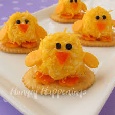 thanksgiving cheese ball easter appetizers baby cheese balls are so cute