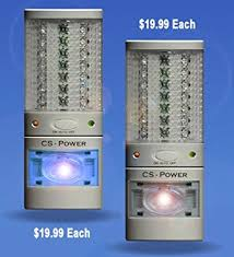 emergency lights when power goes out double pack plug in emergency power failure led light