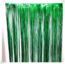 Wedding Backdrop Background Aliexpress Com Buy 1mx2 5m Gold Metallic Tinsel Door Curtains