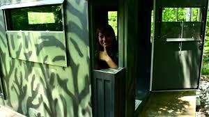 shadow hunter blinds on hnh farm youtube