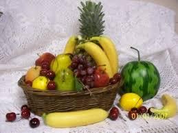 Candy Basket Fruit Basket Fruit And Candy Basket In Arab Al Angel U0027s Trumpet