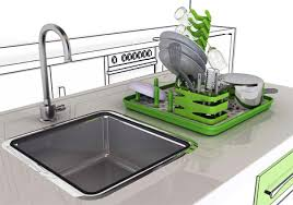 Most Creative Dish Drainers Design  Design Per Day - Kitchen sink plate drainer