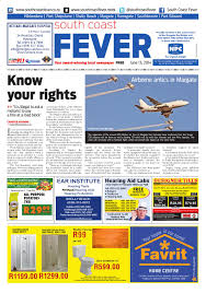 feverssc 13 june 2014 by south coast fever issuu