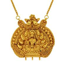 gold necklace pendant images Gold plated pendant by spargz temple jewellery pendants jpg