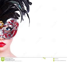 halloween carnival background beautiful with carnival mask halloween stock photo image