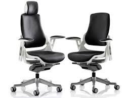 Leather Executive Desk Chair Zure Fabric Or Leather Executive Office Chair Rapid Office Furniture