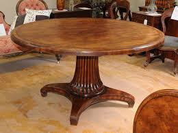 round oak kitchen table french round oak dining table farmhouse furniture refectory tables