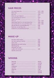 make up prices for wedding pricelist wow for wigbank