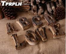 popular antique wooden letters buy cheap antique wooden letters