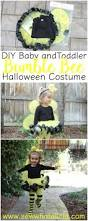 Bumble Bee Baby Halloween Costumes Diy Bumble Bee Costume Babies Toddlers Bumble Bees Bees