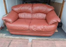 Leather Sofa In West Yorkshire Second Hand Household Furniture - Sell your sofa