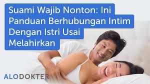 suami wajib nonton ini panduan berhubungan intim dengan istri usai