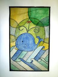 painting on glass windows the smartteacher resource britto stained glass windows on a budget
