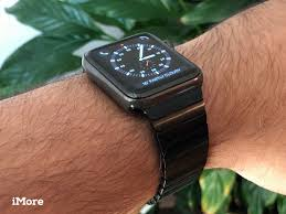 ceramic link bracelet images Apple watch series 3 space gray ceramic edition review imore jpg
