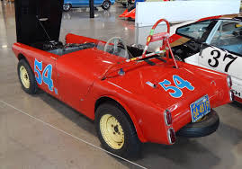 crosley car harry eyerly u0027s 1950s home built racer was known as