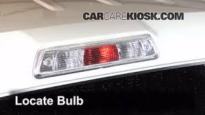 2013 f150 tail light bulb third brake light bulb change ford f 150 2009 2014 2013 ford f