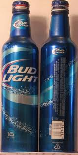 how many calories in a 12 oz bud light beer aluminum beer bottles