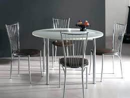 table ronde cuisine design table et chaises de cuisine design table chaises crc cuisine