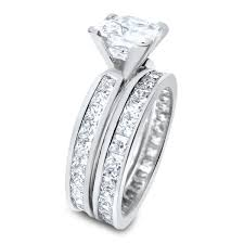 his and hers wedding ring sets him and wedding rings set sterling silver wedding bands his