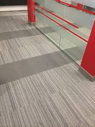 interfaceflor walk the plank wood look with the softness of