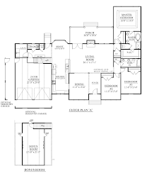 Large 1 Story House Plans Houseplans Biz House Plan 2248 A The Britton A