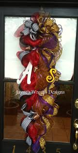 86 best house divided images on pinterest football wreath