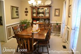 happily ever before u0026 after week 4 dining room makeover via the