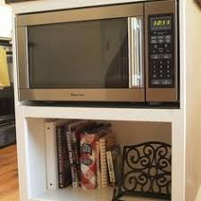kitchen cabinet microwave built in 71 best built in microwave cabinet inspirations for beautiful
