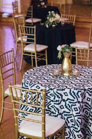 elegant navy blue baby shower at biltmore ballrooms in atlanta ga