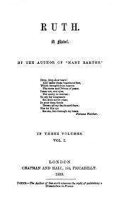 ruth novel wikipedia