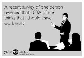 Leaving Work Meme - pretty conclusive results the meta picture