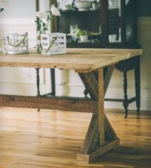etta reclaimed pine kitchen table home furniture lamon luther