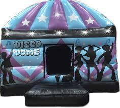 disco for sale 12ft x 17ft light blue purple disco dome bouncy castle bouncy