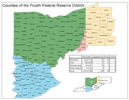 Ohio Map Counties by County Map U2014 Urbancincy
