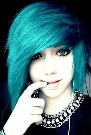 non hairstyles capelli neon guida a uno stile che non conoscete le tendenze
