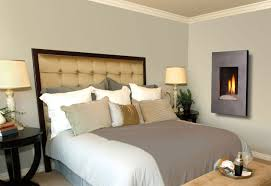 fireplace bedroom electric fireplace insert with grey frame and