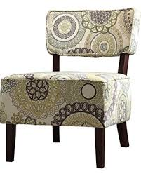 armless accent chair slipcover savings on homelegance 1191f4s armless accent chair beige