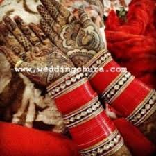 wedding chura with name buy bridal chura wedding bangles in ambala haryana weddingdoers