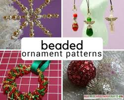 38 beaded ornament patterns you can t beat