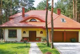 Attractive roof design styles