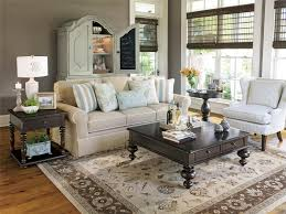 How To Decorate A Side Table by Universal Furniture Paula Deen Home Put Your Feet Up Table