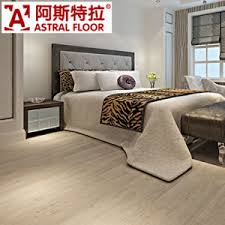 china light color in 12mm embossed waterproof laminate flooring