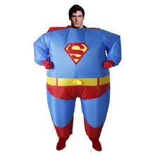Superman Halloween Costume Popular Superman Inflatable Costume Buy Cheap Superman Inflatable