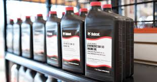 choose the right oil and grease for your equipment bobcat blog